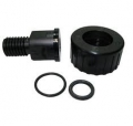 Jandy JS Series Filter Tank Adaptor w/O-Ring & Union
