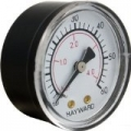 Hayward Pressure Gauge, Back Mount