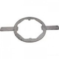 Pentair Wrench Closure Aluminum, 6""